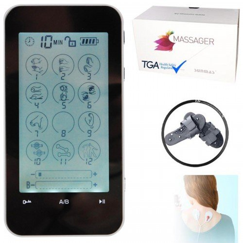 TouchScreen Portable TENS Machine