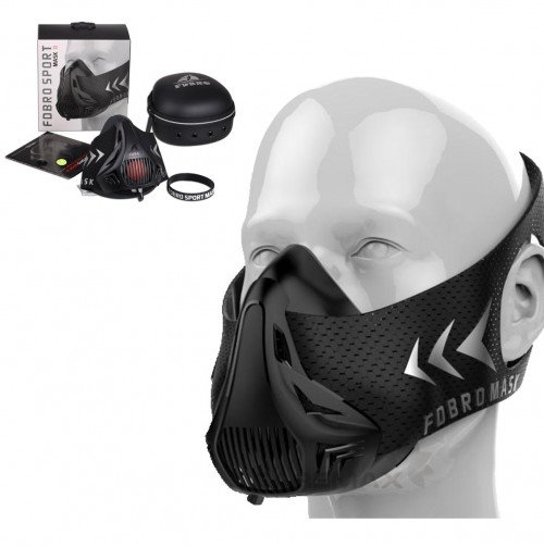 FDBro Training Mask 3 -L (Weight > 100kg)