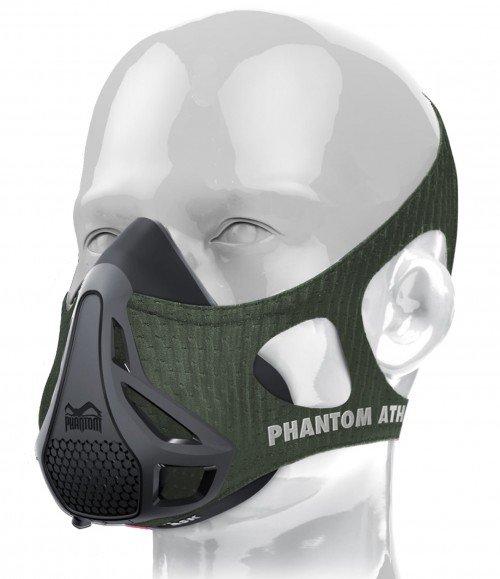 Phantom Training Mask-Green-Large (Weight > 100kg)
