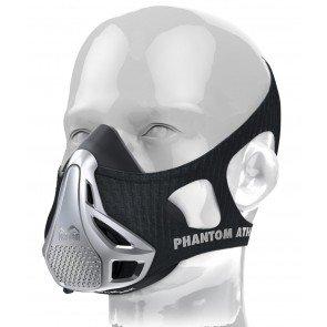 Phantom Training Mask-Silver-Medium (Weight between 70 - 100kg)
